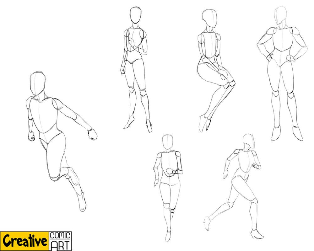Basics part 1 creative comic art picture ccuart Gallery