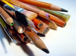 Drawing Supplies – Pencils & Markers