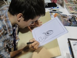 Becoming A Comic Artist: What You Can Do