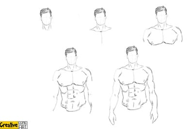 Drawing Basics – Body, Arms, Legs