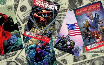 Comic Returns, Taxes, Measuring Success